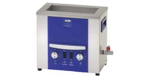 Ultrasonic Cleaner Elmasonic X-tra 50H Heated 4.5 Litre