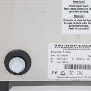 Ultrasonic Cleaner ELS900H Heated 90 litre